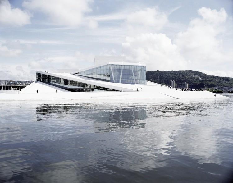 Snohetta / Ópera y Balet de Noruega (Foto de: Jens Passoth)