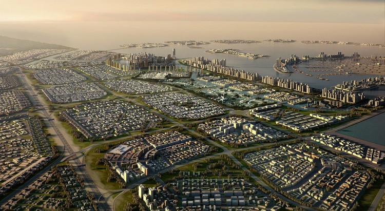 OMA / Waterfront City
