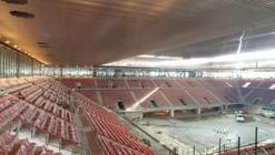 En Construcción: Centro Olímpico de Tenis de Madrid, Dominique Perrault
