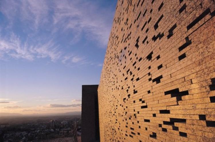 Muralla nazari en el alto albaicin antonio jimenez torrecillas plataforma arquitectura - Arquitectos en granada ...