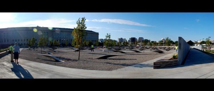 Memorial del Pentágono / KBAS Studio