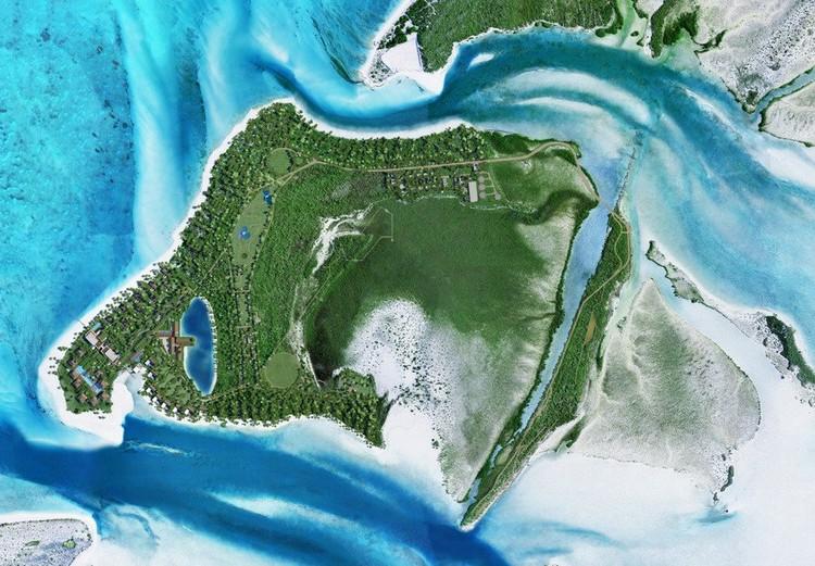 Dellis Cay: Starchitects en el Caribe