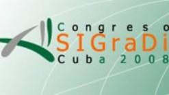 XII Congreso Iberoamericano de Gráfica Digital - SIGraDi - Cuba 2008
