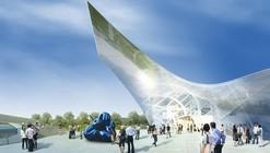 Zaha Hadid / Nuevo Guggenheim en Vilna, Lituania