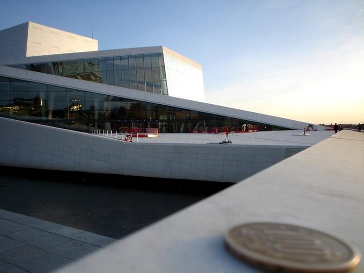 En Construcción: Oslo Opera House / Snøhetta