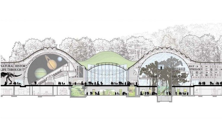 En Construcción: California Academy of Sciences / Renzo Piano