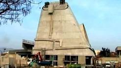 Terminan Iglesia proyectada por Le Corbusier