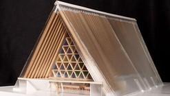 En Construcción Noticias: Estructura de Cartón Reemplazará Catedral Destruida Tras Terremoto de Nueva Zelanda