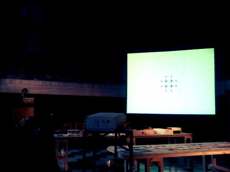 Keraten Geers de la oficina belga KGDVS nos presenta su pabellón para Tirúa