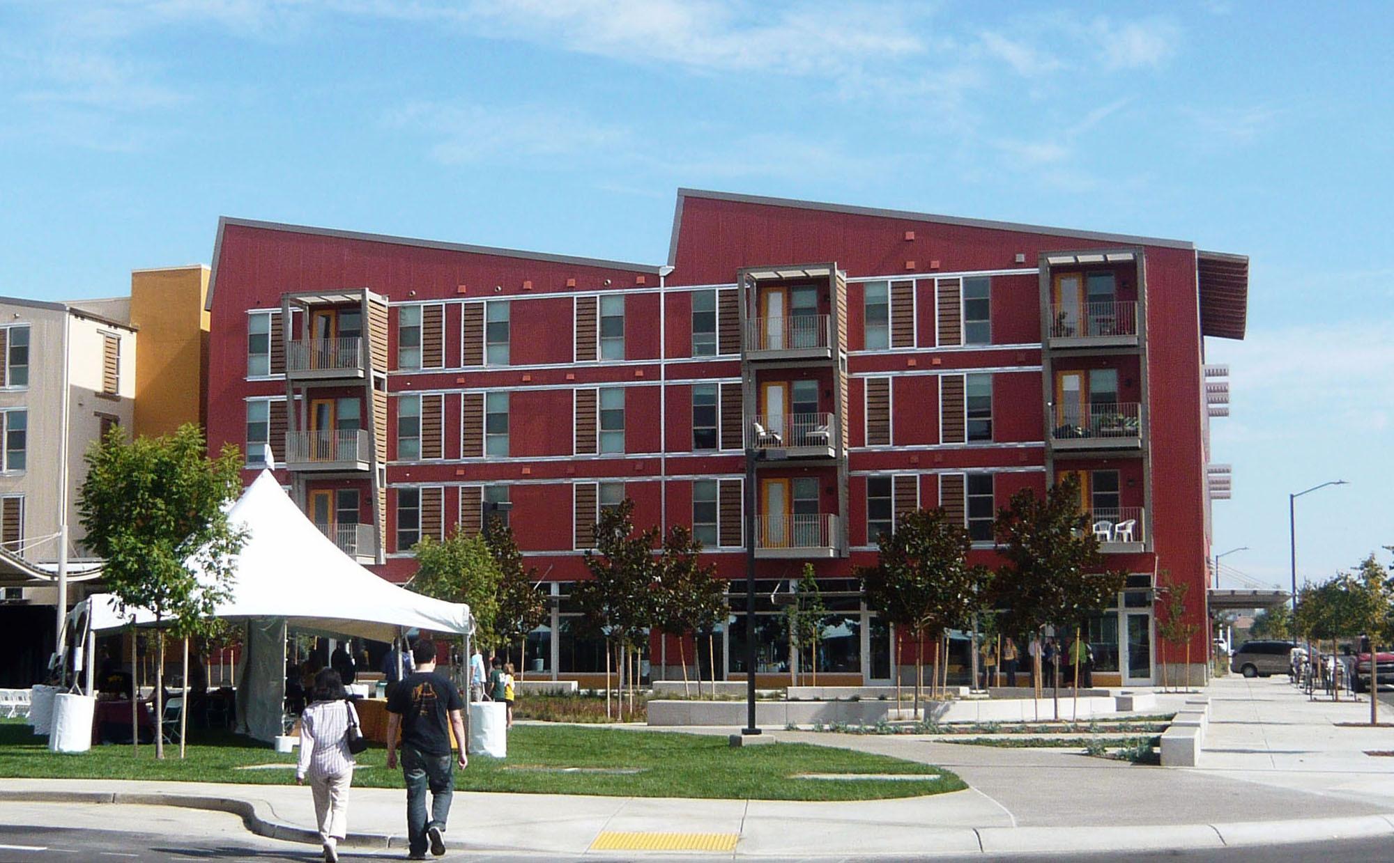 UC Davis West Village Studio E Architects ArchDaily