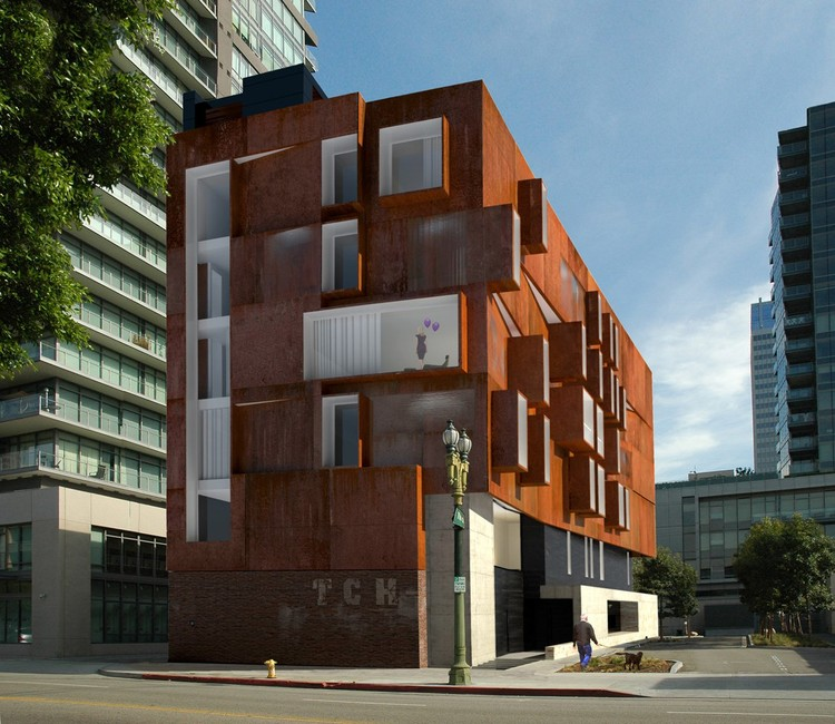 Tch boutique hotel abramson teiger architects archdaily for Boutique design hotels