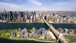 CornellNYC selects Architect for Net-Zero Tech Campus