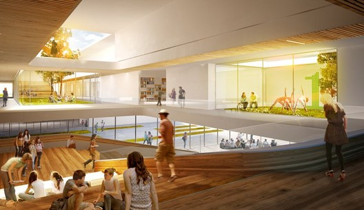 Courtesy of ShaGa Studio + Auerbach Halevy Architects, and Doro Dietz