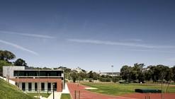 Center for High Performance Athletics in Jamor / Espaço Cidade Arquitectos