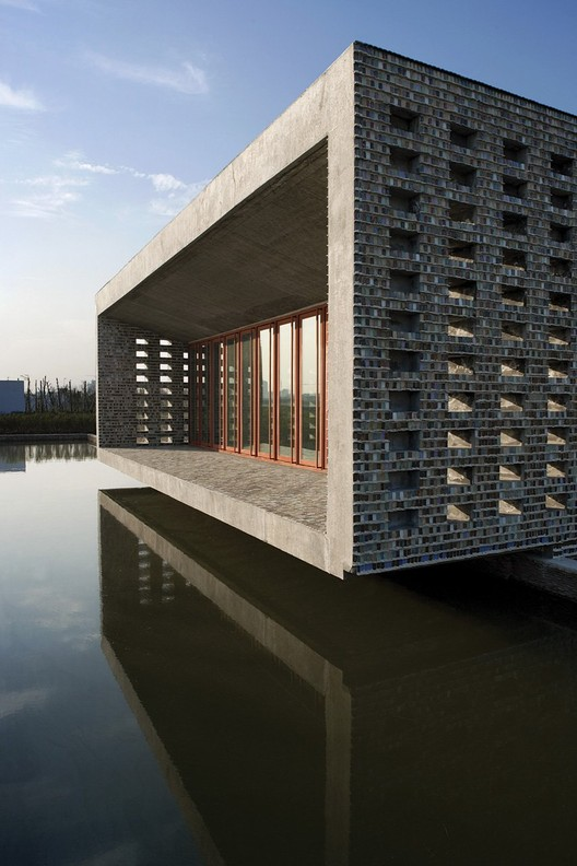 Casa de Cerámica © Lv Hengzhong, Cortesía de Amateur Architecture Studio