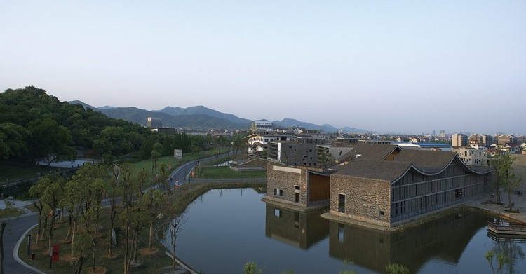Campus Xiangshan, Academia de Arte de China, Etapa II © Lv Hengzhong, Cortesía de Amateur Architecture Studio