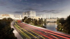 Changsha Songya Hu Mixed-Use Project / Steinberg Architects