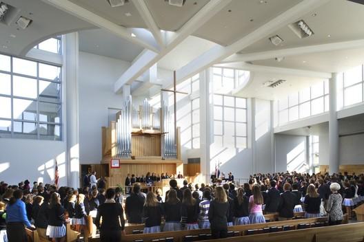 Episcopal Academy Chapel / © Matt Wargo