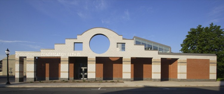 Congregation Beth El / © Matt Wargo