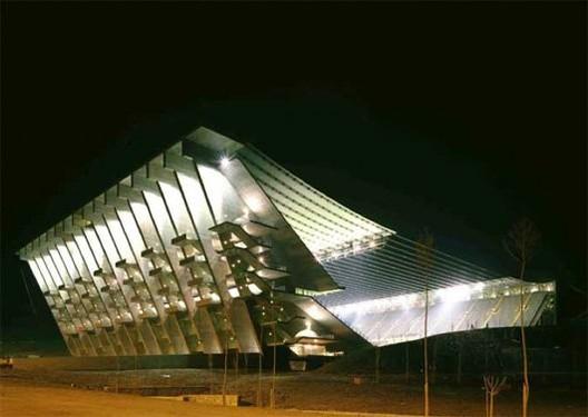 Braga Stadium by Eduardo Souto de Moura (2004) © Luis Ferreira Alves