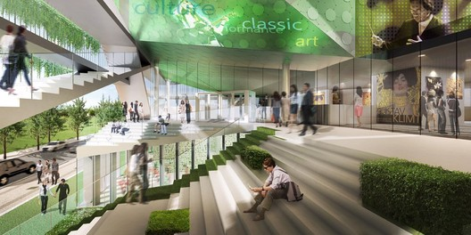 Courtesy of Unsangdong Architects