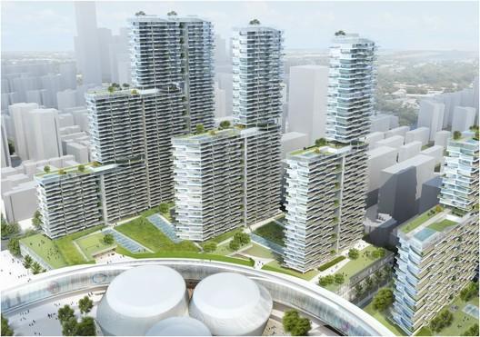 Courtesy of Jaeger and Partner Architects