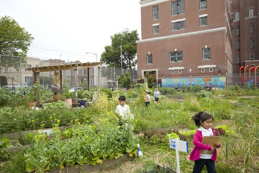 Edible Schoolyard by WORK Architecture Company - Photo by Raymond Adams