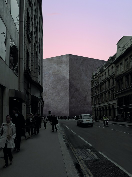 Inter 13 - Richard Leung, City Think Tank –a heterotopia that challenges the existing values of the City of London.