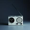Dieter Rams, Braun clock radio (ABR 21 signal radio), 1978; design: Dieter Rams and Dietrich Lubs, photo: Koichi Okuwaki