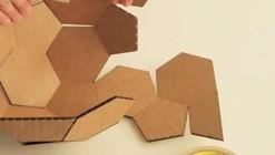 DIY: Gingerbread Geodesic Dome
