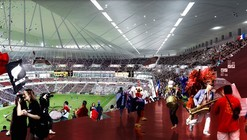 Grand Stade FFR (French Rugby Federation) Winning Proposal / Populous & Ateliers 2/3/4/