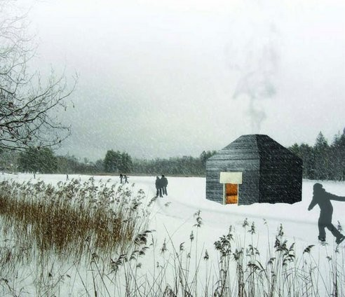 Smokehouse / aamodt/plumb architects