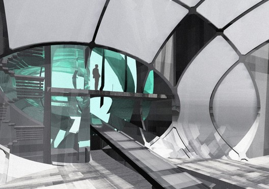 Courtesy of Kokkinou - Kourkoulas Architects