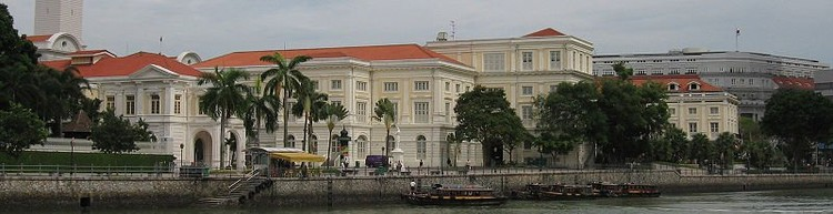 Existing Asian Civilisations Museum via Wikipedia