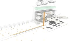 Regeneration of Part of the Piraeus Port Authority (OLP) Coastal Zone Competition Entry / Kokkinou - Kourkoulas Architects