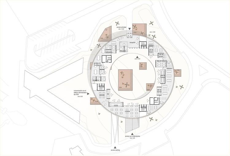 ITER Building Technology Park 2nd Prize Proposal / Estudio