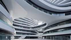 Video: Zaha Hadid / Galaxy SOHO, Beijing
