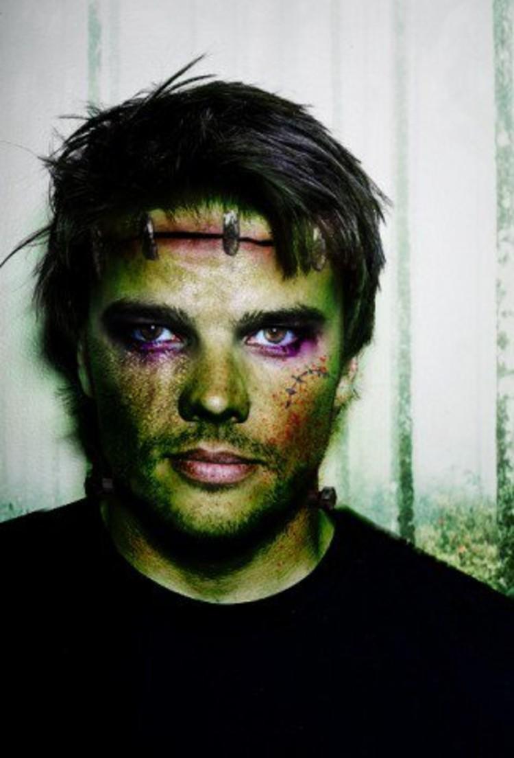 Bjarke as Frankenstein © Building Satire