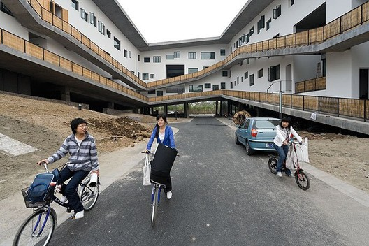 Xiangshan Campus for the China Academy of Art © Iwan Baan