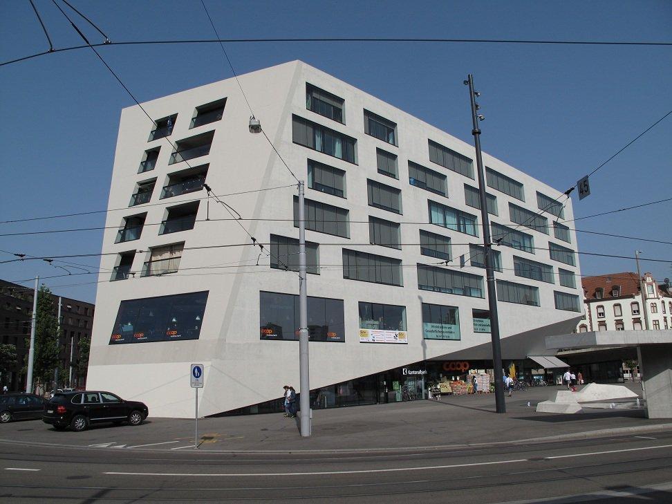 Gallery of volta centre basel buchner br ndler - Architekten basel ...
