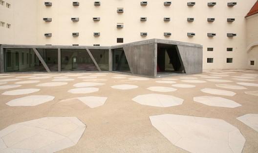 Schloß Freudenstein Freiberg © Sven Fröhlich / AFF Architekten