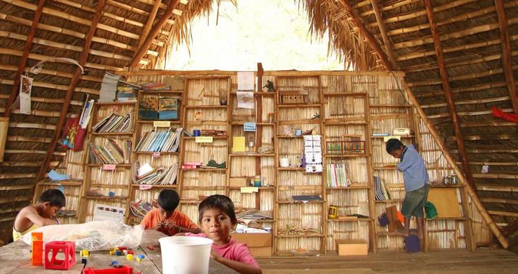 Nueva Esperanza School © Alle Abbildungen / Al Borde Arquitectos