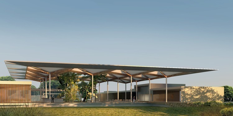 Courtesy of RUA Arquitetos