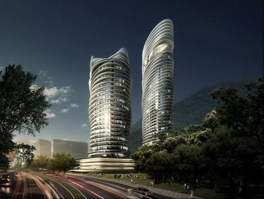 Courtesy of Spark Architects