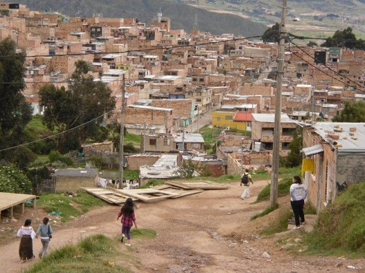Team 2: Green Terraces Site in Bogotá-Soacha border, Colombia