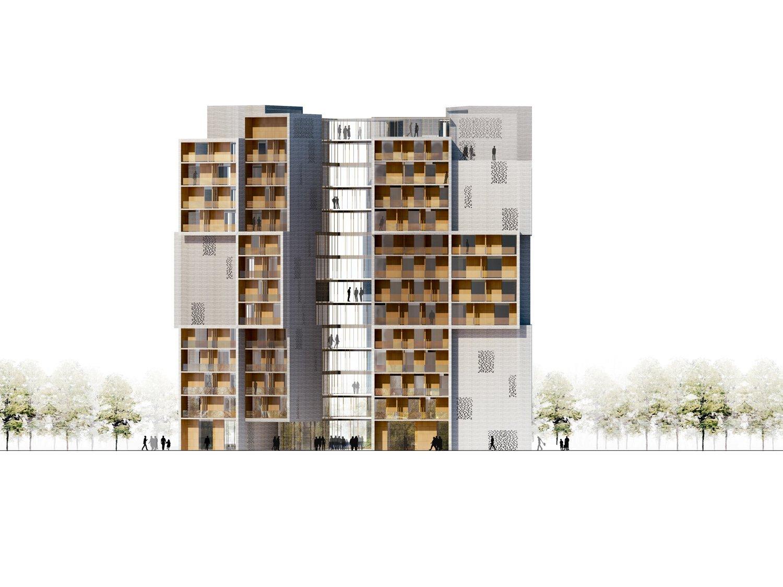 University Of Southern Denmark Student Housing Winning