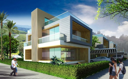 Courtesy of STAPL Architects
