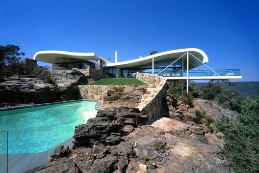 Berman House, Joadja, New South Wales, 1996-99 © Eric Sierins