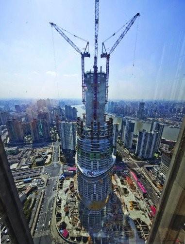 Shanghai Tower © Gensler