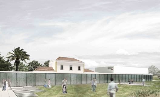Courtesy of CVDB Arquitectos + Tiago Filipe Santos